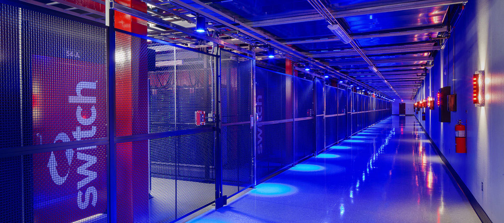 Switch LAS VEGAS 8 — The Core Campus, Las Vegas, Nevada - Data Center Sector